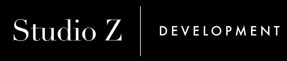 Studio Z Development